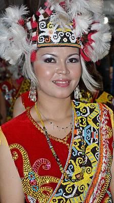 An Orang Ulu Beauty Original by Ali Mohamad