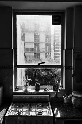 Photograph - An Ordinary Kitchen by Eduardo Jose Accorinti