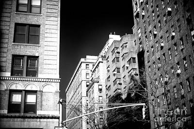 Photograph - An Uptown View by John Rizzuto