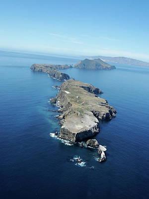 Photograph - Anacapa Island by Liz Vernand