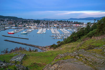 Photograph - Anacortes Peaceful Morning by Ken Stanback