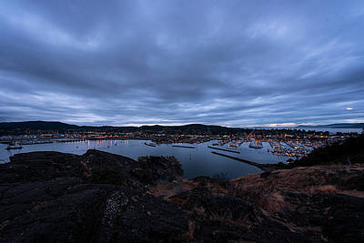 Photograph - Anacortes  by Sabine Edrissi