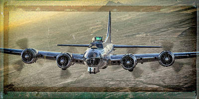 Photograph - Analog Bomber by Jay Beckman