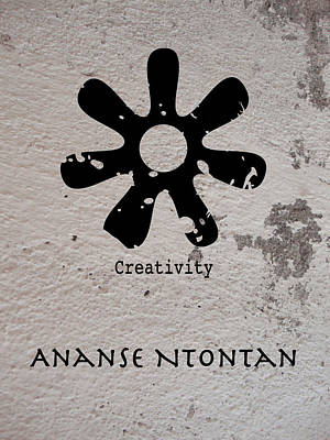 Digital Art - Ananse Ntontan Adinkra Symbol by Kandy Hurley