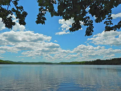 Photograph - Anasagunticook Lake, Canton, Me, Usa 23 by George Ramos
