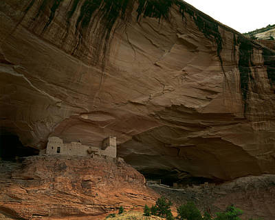 Anasazi Indian Ruin Art Print