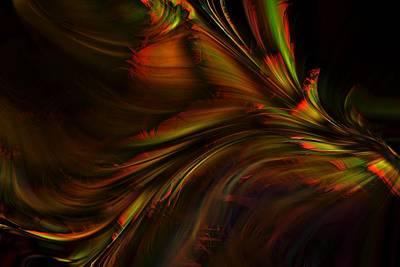 Digital Art - Anathamatron by Richard Thomas
