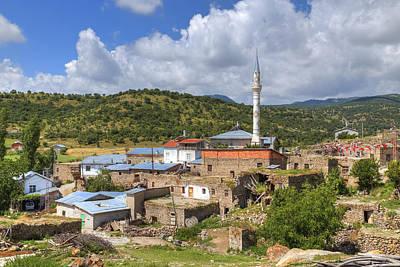 Mosque Photograph - Anatolia - Turkey by Joana Kruse