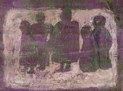 Ancestor Painting - Ancestors by Wayne Potrafka