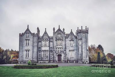 Castle Photograph - Ancestral Echoes by Evelina Kremsdorf