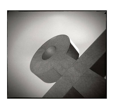 Photograph - Anchor by Bud Simpson