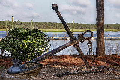 Door Locks And Handles - Anchor by Jim Ziemer