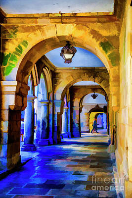 Photograph - Ancient Arches by Rick Bragan