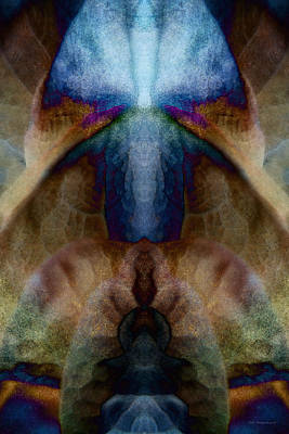 Johnston Digital Art - Ancient Belief by WB Johnston