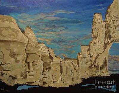 Painting - Ancient Clouds by Stuart Engel