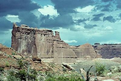 Photograph - Ancient Coliseum by John Farley