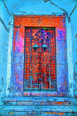 Photograph - Ancient Door by Rick Bragan