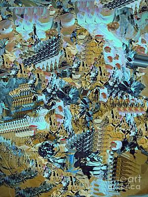 Digital Art - Ancient History by Nancy Kane Chapman