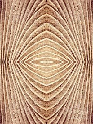 Museum Of Art Digital Art - Ancient Lines 1 by Sarah Loft