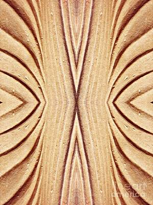 Limestone Digital Art - Ancient Lines 11 by Sarah Loft