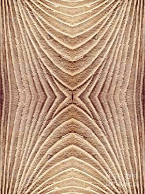 Museum Of Art Digital Art - Ancient Lines 2 by Sarah Loft