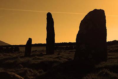 Tuatha Photograph - Ancient Monument by Aidan Moran