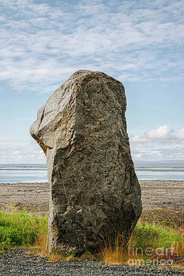 Photograph - Ancient Rock  by Patricia Hofmeester