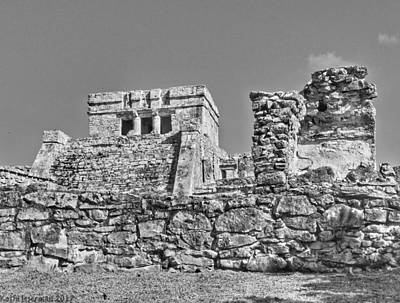 Photograph - Ancient Ruins II by Kathi Isserman