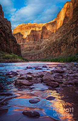 Colorado River Photograph - Ancient Shore by Inge Johnsson