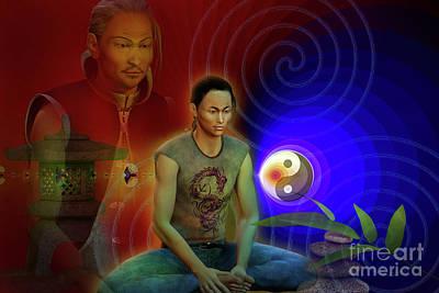 Digital Art - Ancient Soul by Shadowlea Is