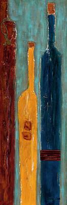 Painting - Ancient Spirits by Diana Wade