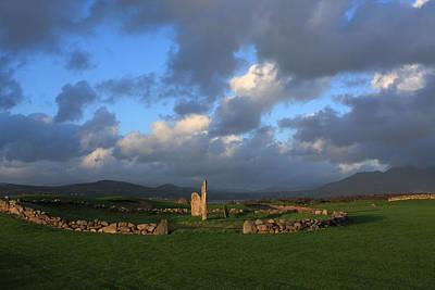 Tuatha Photograph - Ancient Standing Stones by Aidan Moran