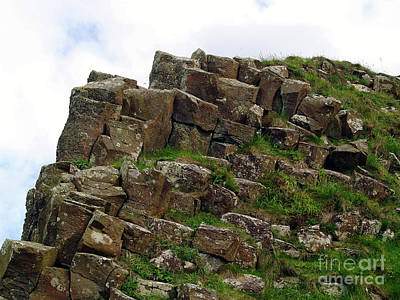 Photograph - Ancient Steps Of The Gods by Patricia Griffin Brett