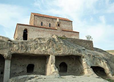 Photograph - Ancient Town Basilica by Ramunas Bruzas