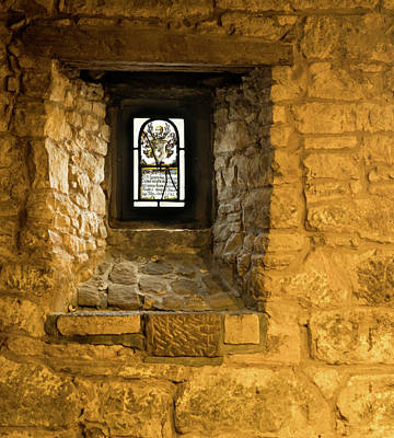 Photograph - Ancient Window by Jean Noren