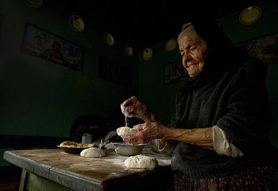 Baking Photograph - And A Bit Of Soul by Mihnea Turcu