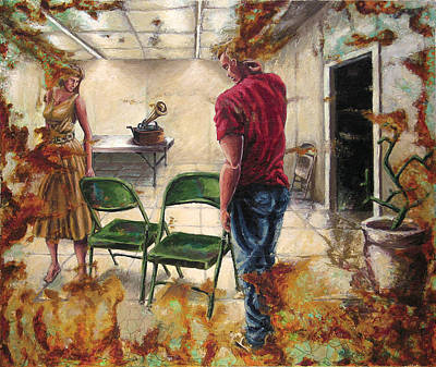 Painti Painting - And Around by Marc DAgusto