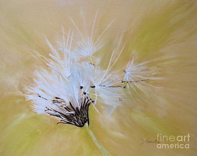 Painting - And Away We Go by Diane Marcotte