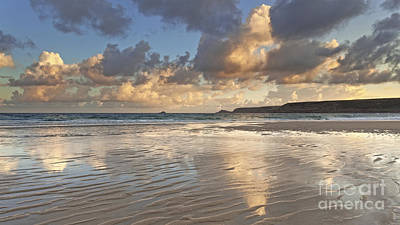 Sennen Photograph - And I Know It's Gonna Be... by Richard Thomas