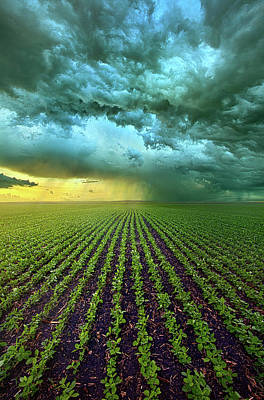 Photograph - And On And On by Phil Koch