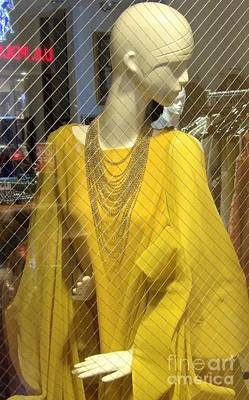 Photograph - And She Is All Yellow by L Cecka