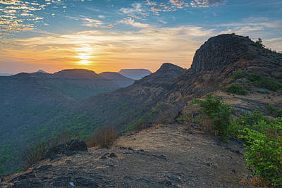 Photograph - And The Day Begins by Jatinkumar Thakkar