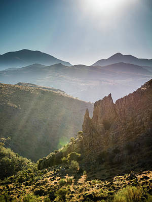 Photograph - Andalucia Morning by Michael Thomas