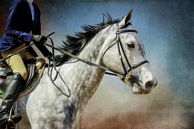 Photograph - Andalucian Blue by Debby Herold