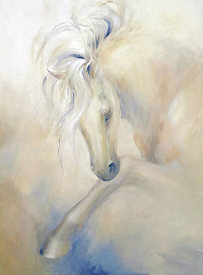 Painting - Andalusian by Dina Dargo