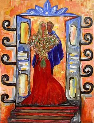 Andalusian Love Art Print
