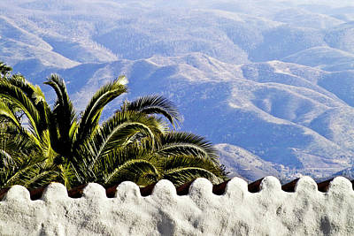 Mountain View Photograph - Andalusian View by Heiko Koehrer-Wagner