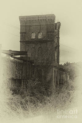 Photograph - Anderson Cotton Mill by Dale Powell