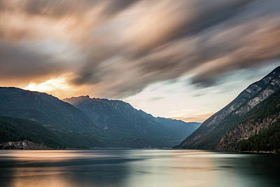 Photograph - Anderson Lake Dreamscape by Pierre Leclerc Photography