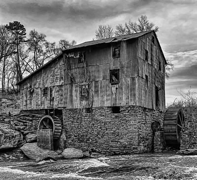 David Kennedy Photograph - Anderson Mill by David Kennedy